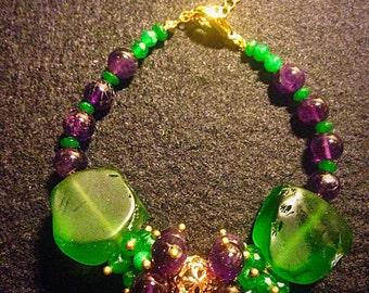 """Bracelet """"Forest fairy"""""""