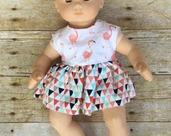 Tea Party DOLL Dress