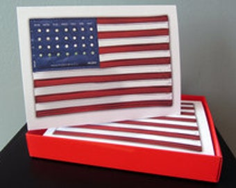 Reproductive Freedom Flag Notecards