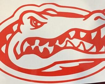 Florida Gator Decal