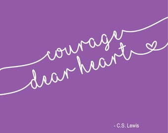 TYPOGRAPHY   COURAGE   DOWNLOAD