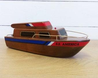 Vintage boat Phone