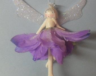 Flower fairy, fairy, petal fairy