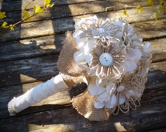Country Chic Daisy Bouquet