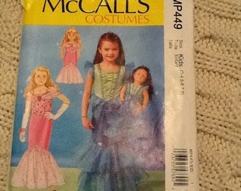Mccalls sewing pattern MP449