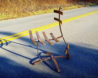 Leaf Spring Chair