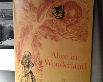 alice in wonderland by lewis carroll 1966
