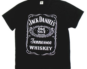 JACK DANIEL'S T-SHIRT Tennessee Whiskey