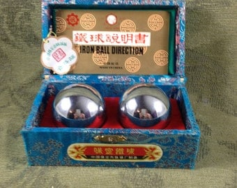Chinese Balls From 1985