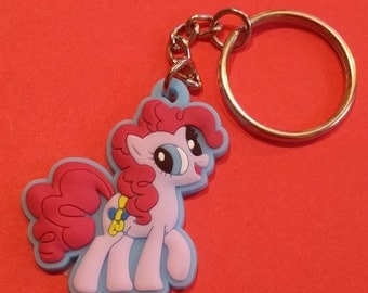 My Little Pony Pinkie Pie PVC Keychain