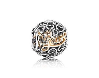 Pandora Message Of Love Charm No.791425