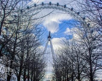London Eye, London photography