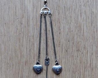 Earrings - Valentine-