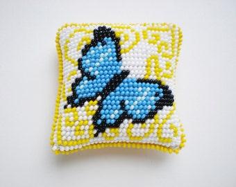 """Pillow-needle bar """"Butterfly"""""""