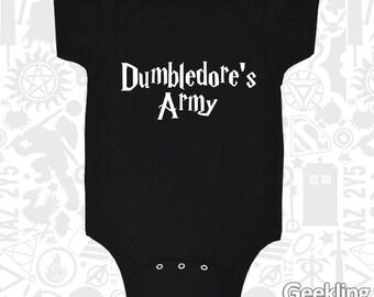 Dumbledore's Army bodysuit
