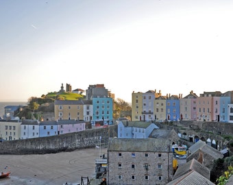 Tenby Harbour - Fine Art Photography - Landscape Photography