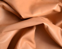 """Taupe Leather Hide 36""""x50""""  90cmx50cm 0.7 mm Beige Italian Genuine Leather Cream Leather Hide  Honey Milk and Coffee Leather Hide 10169"""
