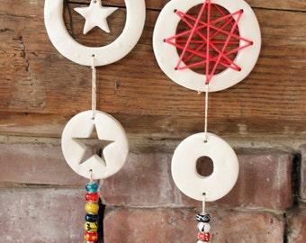 Wall hanging craft kit