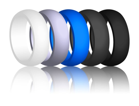 Best Quality Flex Fit Silicone Rubber Wedding By