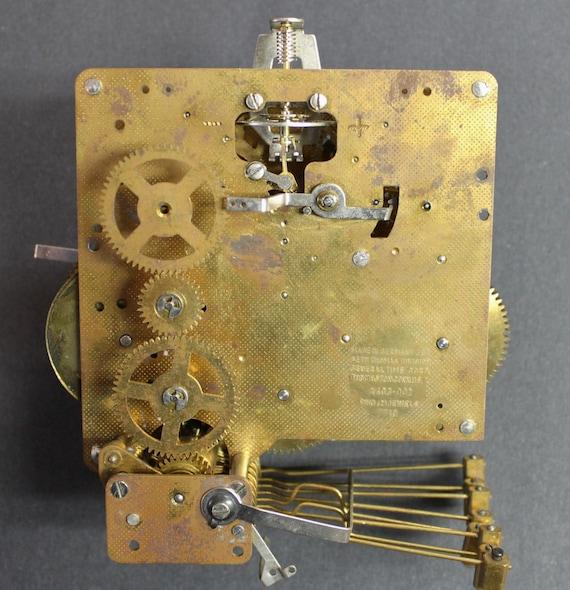 Seth Thomas Division A403 002 Clock Movement For Parts