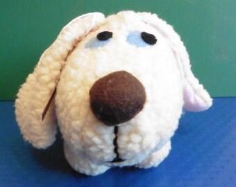 Dog. Sad Hound dog