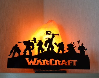 World of Warcraft, WOW, Warcraft, Warcraft gift, Warcraft horde, Warcraft souvenir, Warcraft statuette