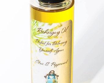 Organic Recharging Oil