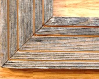 16x20 Rustic Cedar frame (#5354)