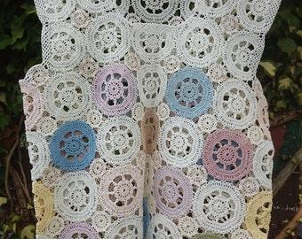 Crochet top FlowerPower