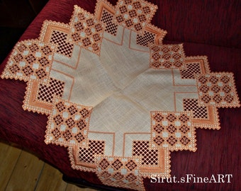 Hardanger others altar cloth Altarcloth