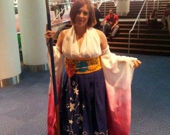 Yuna from Final Fantasy X Costume