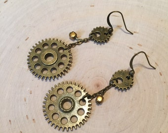 Earrings - model Blaenavon - earrings