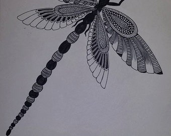 Ethic Dragonfly