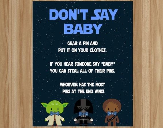 star wars baby shower game star wars baby shower star wars shower