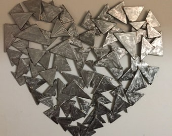 All of Me Heart Sculpture