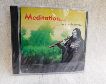 Meditation CD -Native American Flute Music