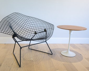 Harry Bertoia for Knoll XL Diamond Lounge Chair with Full Cover