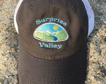 Surprise Valley Mesh Back Hat