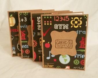 Great Work! Encouragement Card (Blank Inside), Set of 4
