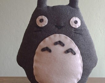 Totoro Stuffed Animal Plush   Plushie Studio Ghibli Children Kids Toy My Neighbor Kawaii