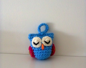 owl crochet handmade amigurumi