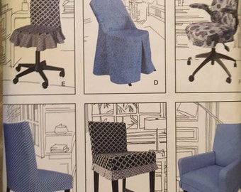 6 chair cover patterns