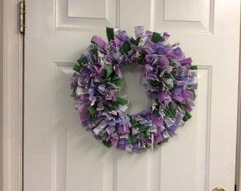 Pastel Spring Wreath