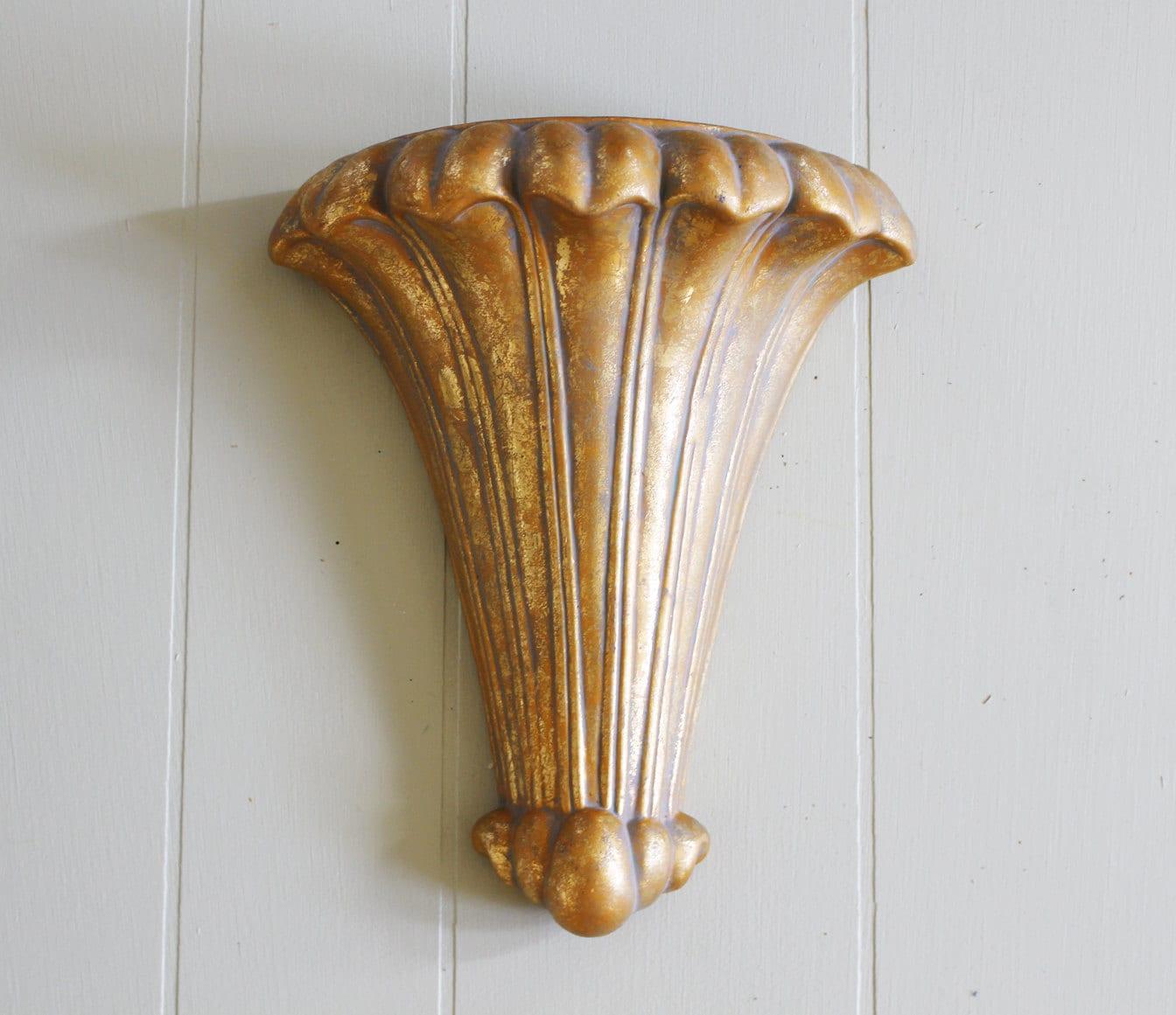 Wall Sconces Vase : Vintage Sconce Wall Vase