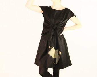 Dress size series No 9 black