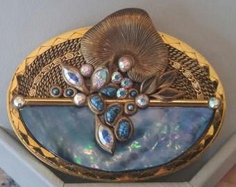 Art Nouveau Inspired Vintage Brooch