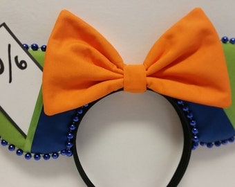 MAD HATTER inspired Mickey Ears