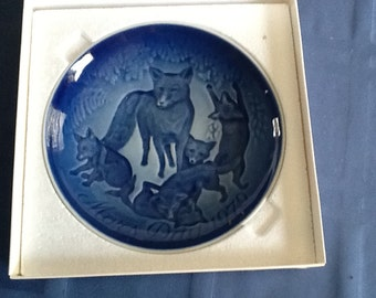 1979 Bing & Grondahl Mother's Day Plate