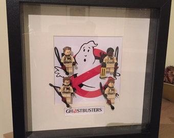 Lego Mini Figure Picture - Ghostbusters