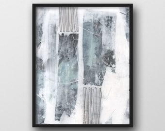 Abstract Art Print, Printable Art, Modern Poster, Neutral Home Decor, Geometric Art, Scandinavian Decor, Abstract Wall Art, Digital Download